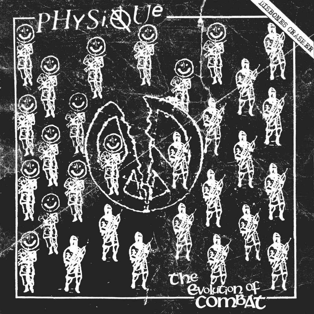 "PHYSIQUE ""The Evolution of Combat"" LP"