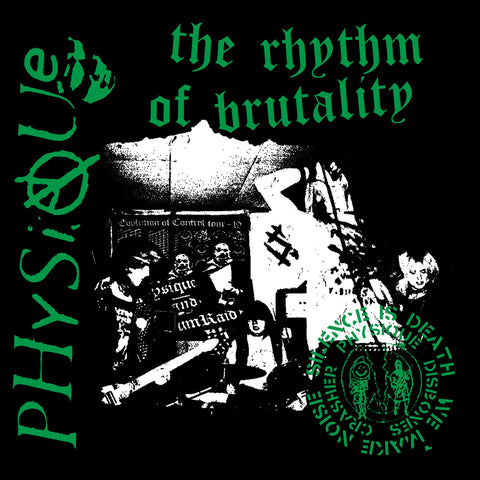 "PHYSIQUE ""The Rhythm Of Brutality"" LP"