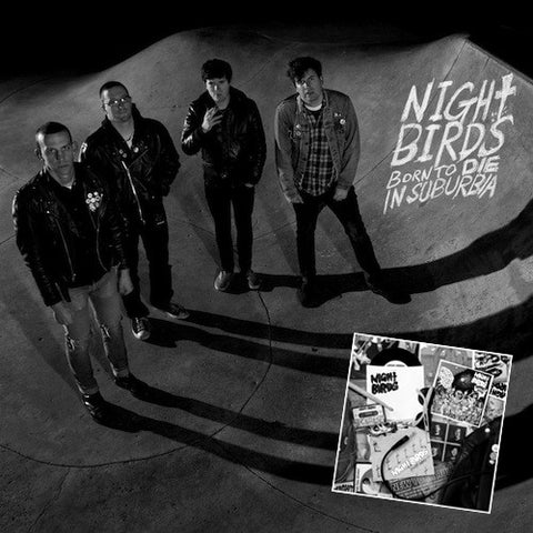 "NIGHT BIRDS ""Born to Die"" and ""Fresh Kills"" LP Combo"