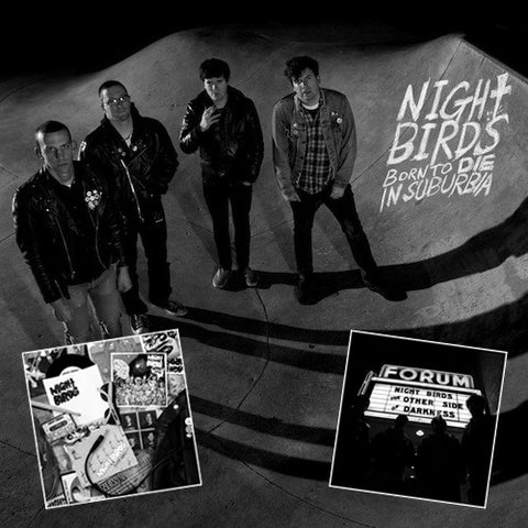 NIGHT BIRDS / Three LPs Package