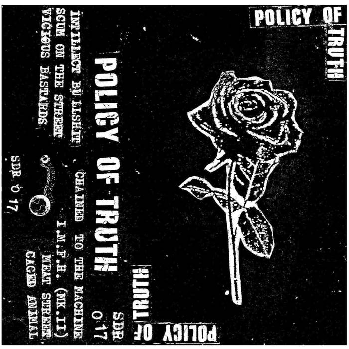 POLICY OF TRUTH 2018 Tape