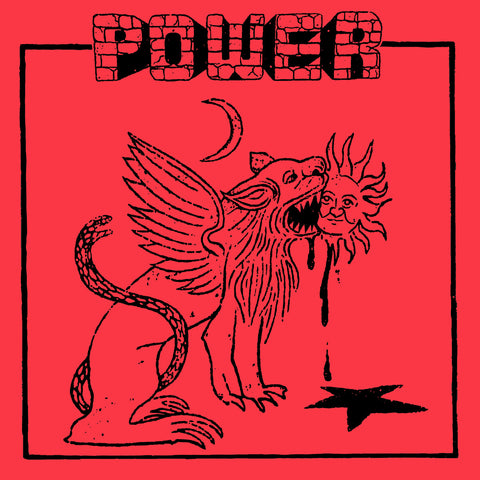 "POWER ""The Fool"" 7"""