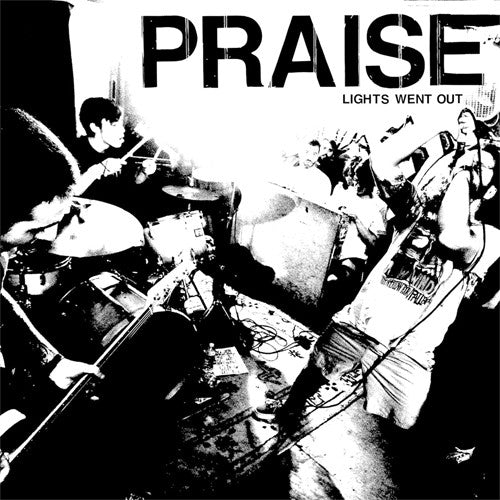 "PRAISE ""Lights Went Out"" LP"