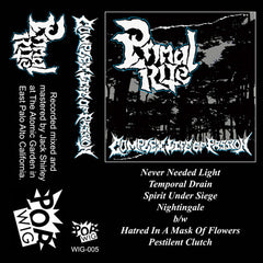 "PRIMAL RITE ""Complex Life of Passion"" Tape"