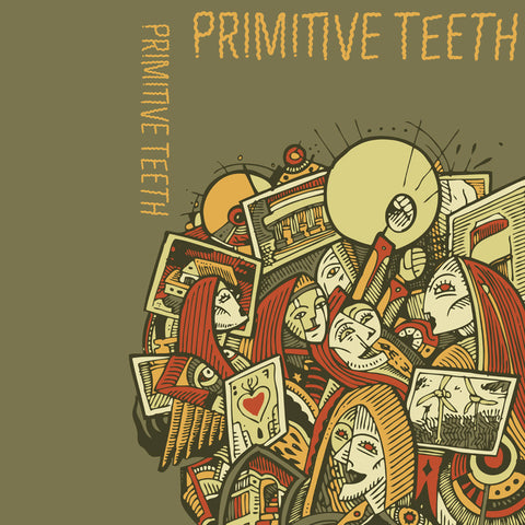 PRIMITIVE TEETH Demo Tape