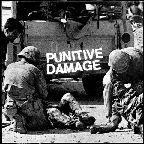 "PUNITIVE DAMAGE ""We Don't Forget"" 7"""