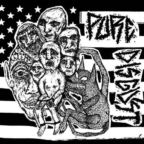 "PURE DISGUST ""S/T"" 7"""