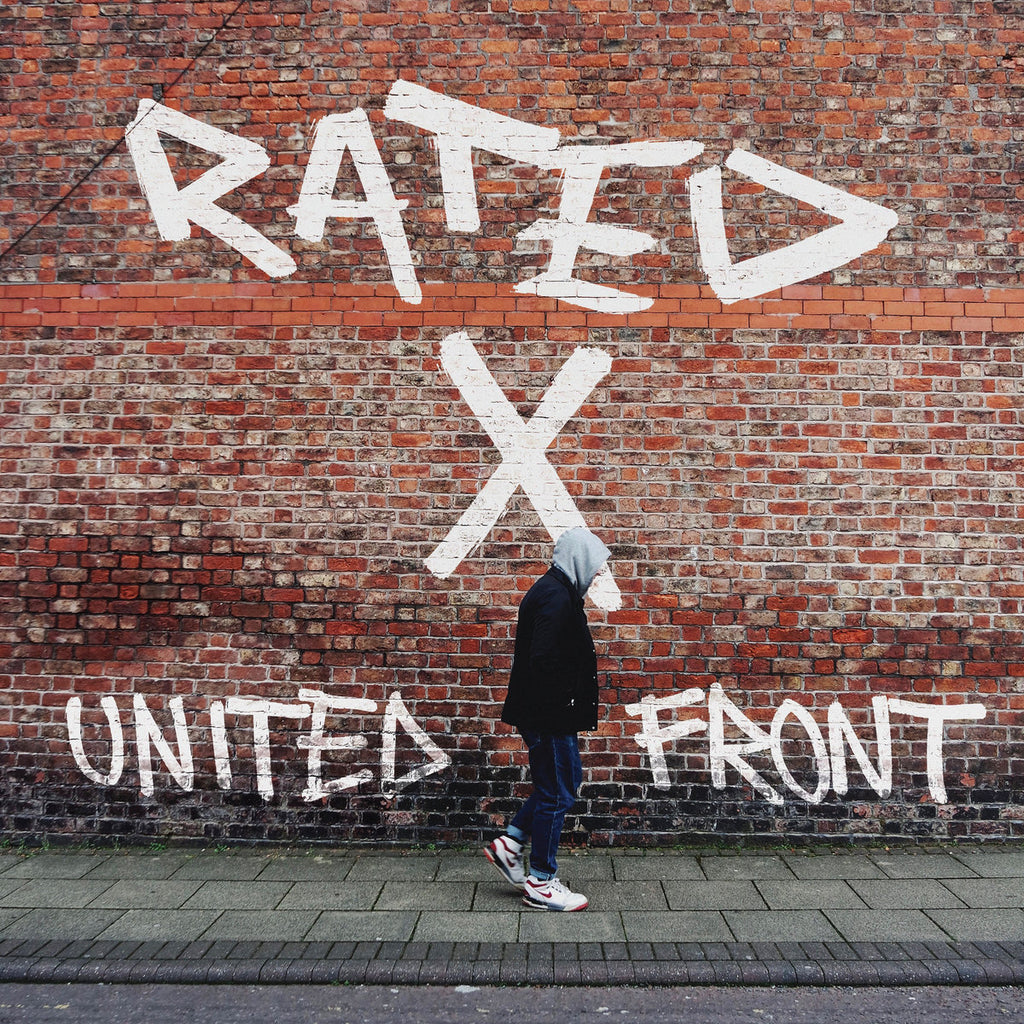 "RATED X ""United Front"" LP"