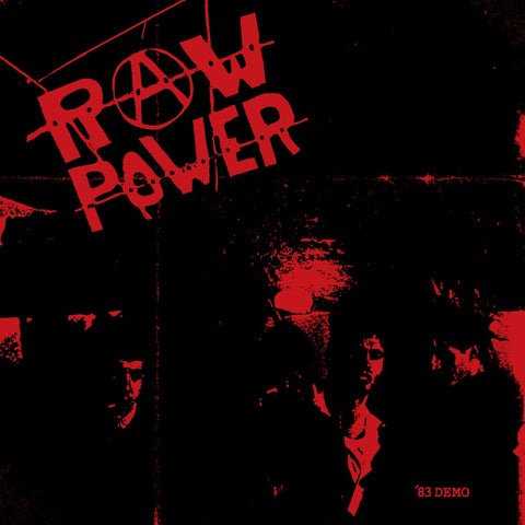 "RAW POWER ""'83 Demo"" LP"