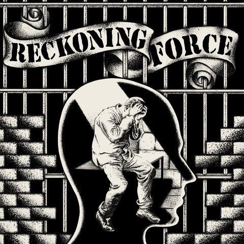 "RECKONING FORCE ""S/T"" 7"""
