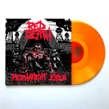 "RED DEATH ""Permanent Exile"" LP"