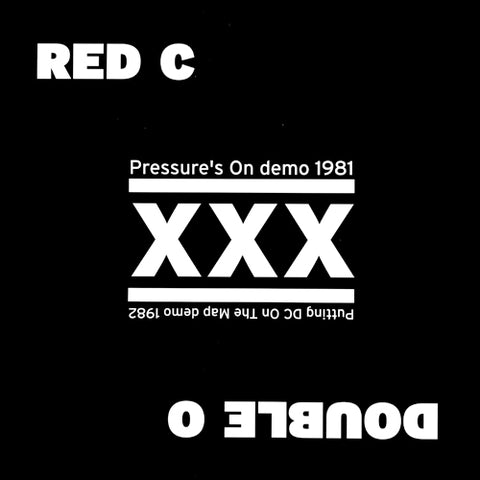 "DOUBLE-O / RED C ""Demos"" LP"