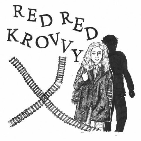 "RED RED KROVVY"" ""S/T"" LP"