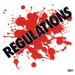 "REGULATIONS ""S/T"" LP"
