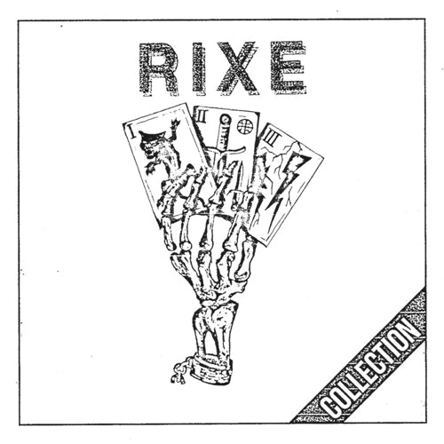 "RIXE ""Collection"" LP"