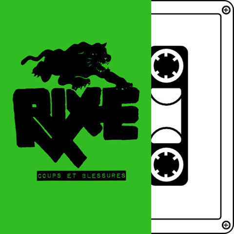 "RIXE ""EPs"" Tape"