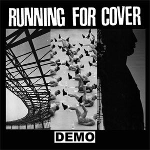 "RUNNING FOR COVER "" Demo"" LP"