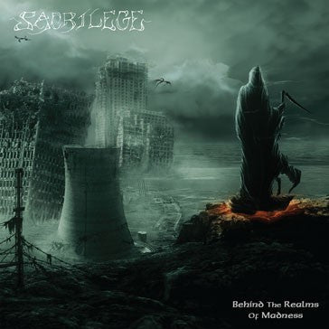 "SACRILEGE ""Behind the Realms of Madness"" 2xLP"