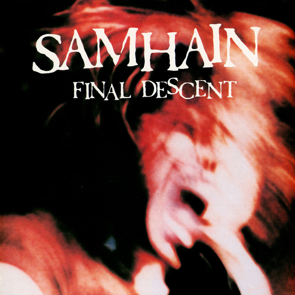 "SAMHAIN ""Final Descent"" LP"