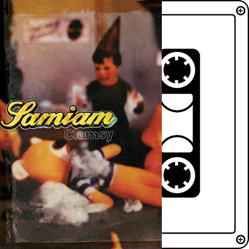 "SAMIAM ""Clumsy"" Tape"