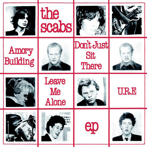 "SCABS, THE ""Amory Building"" 7"""