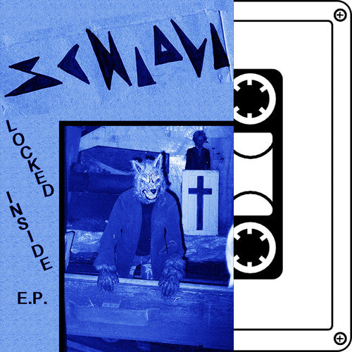 "SCHIAVI ""Locked Inside E.P."" Tape"