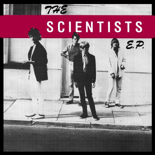 "SCIENTISTS, THE ""S/T"" 7"""