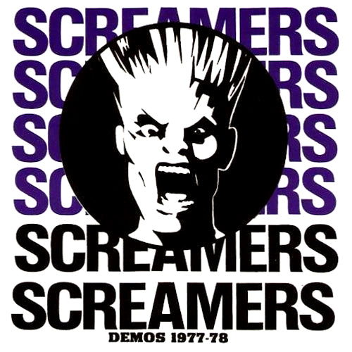 "SCREAMERS ""Demos 1977-78"" LP"