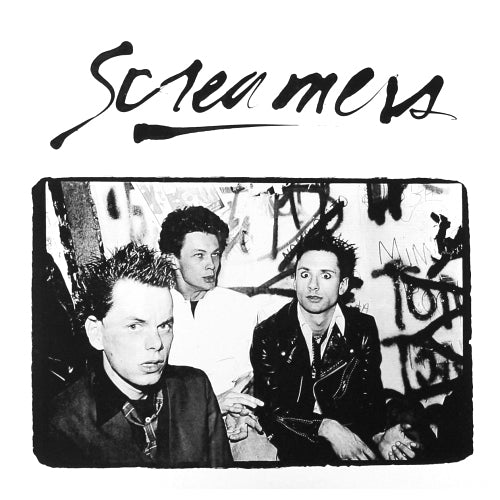 "SCREAMERS ""Strength Through Intimidation: The 1978 Geza X Demo"" LP"