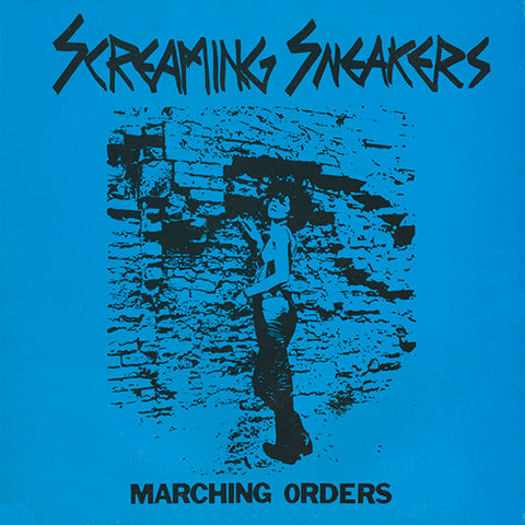 "SCREAMING SNEAKERS ""Marching Orders"" 12"""