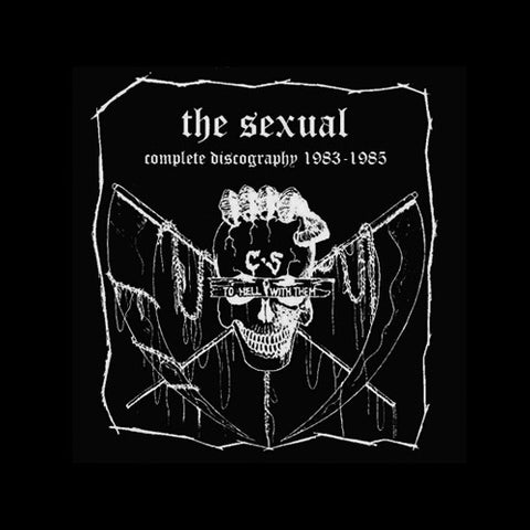 "SEXUAL, THE ""Complete Discography 1983-1985"" LP"