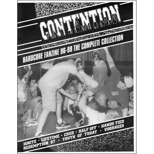 CONTENTION FANZINE Anthology Book