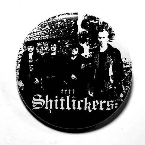 "Shitlickers ""GBG 1982"" (1"", 1.25"", or 2.25"") Pin"