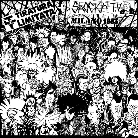 "SHOCKIN' TV / TIRATURA LIMITATA ""Milano 1983"" 7"""