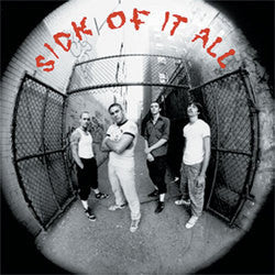 "SICK OF IT ALL ""S/T"" 7"""
