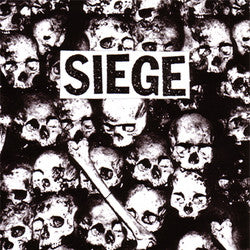 "SIEGE ""Drop Dead"" LP"