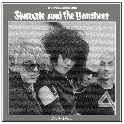 "SIOUXSIE & THE BANSHEES ""The Peel Sessions: 1979-1981"" LP"
