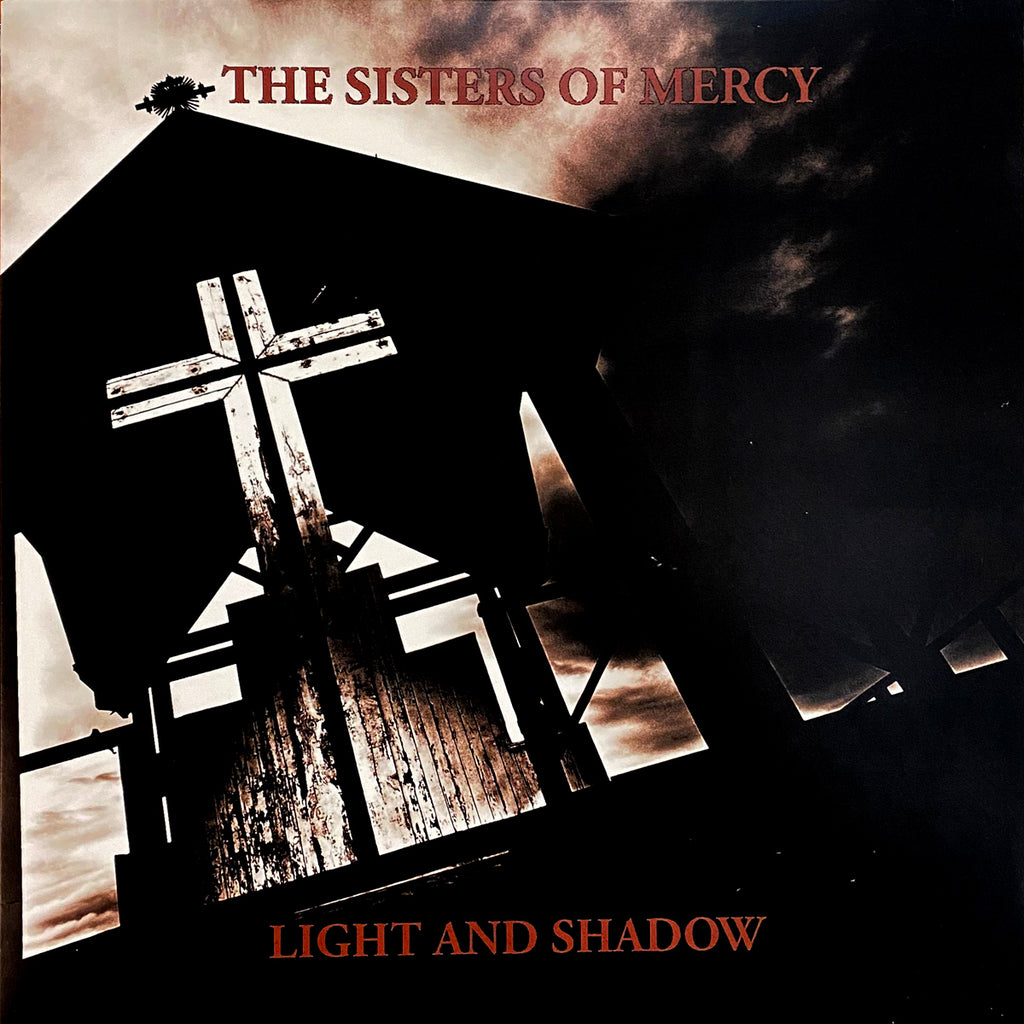"SISTERS OF MERCY ""Light and Shadow"" LP"