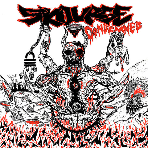 "SKOURGE ""Condemned"" 7"""