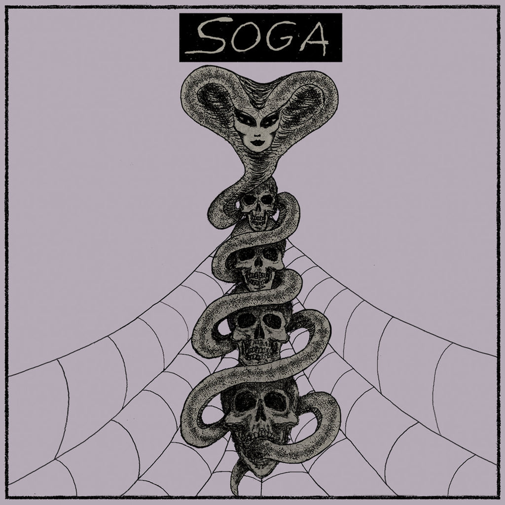 "SOGA ""Demo 2018"" LP"
