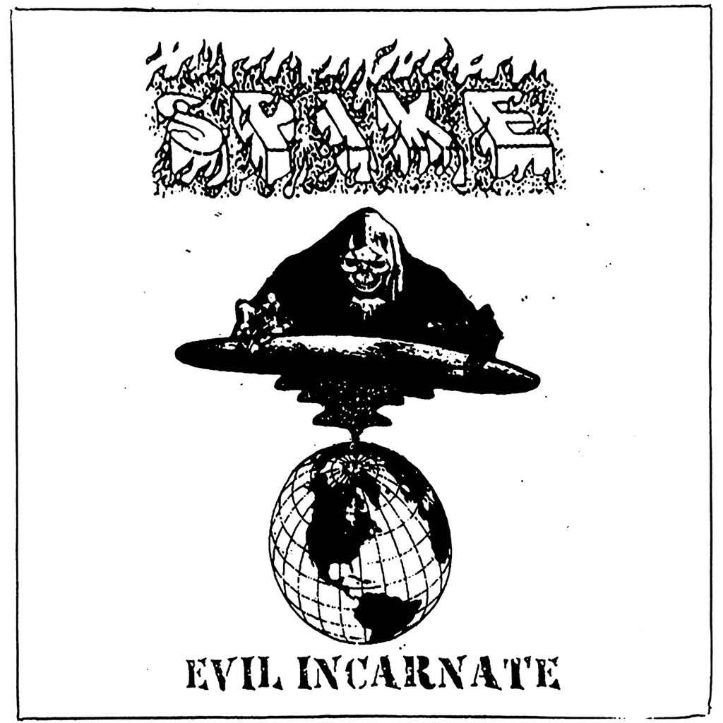 "SPIKE ""Evil Incarnate"" 7"" Flexi"