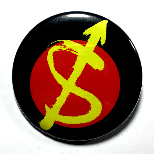 "Stalin ""Logo"" (1"", 1.25"", or 2.25"") Pin"