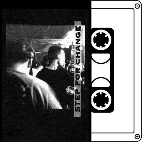"STEP FOR CHANGE ""EP Promo"" Tape"