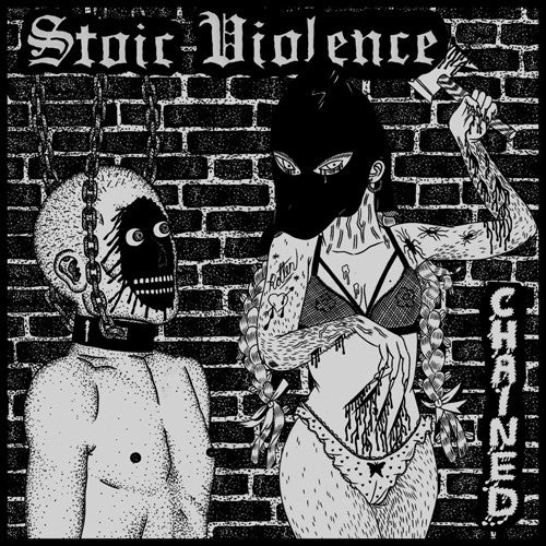 "STOIC VIOLENCE ""Chained"" LP"