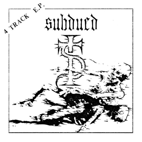 "SUBDUED ""4 Track EP"" 7"""