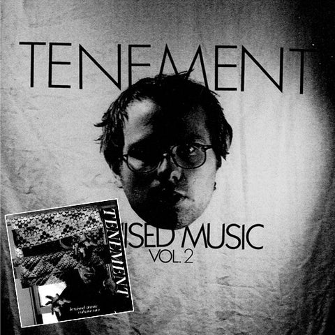 "TENEMENT ""Bruised Music"" Both Volumes - PACKAGE DEAL"