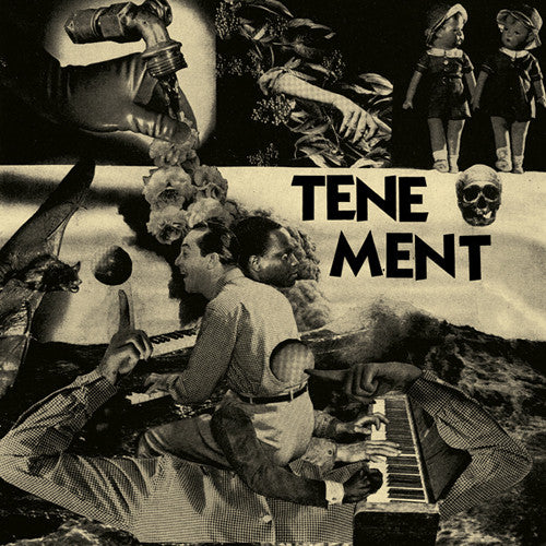 "TENEMENT ""Predatory Headlights"" 2xLP"