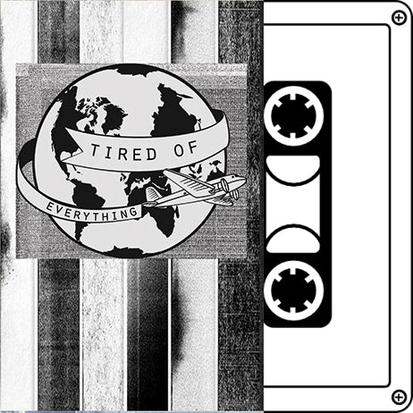 "TIRED OF EVERYTHING ""Silenced"" Demo Tape"