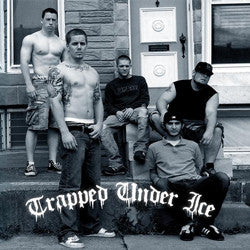 "TRAPPED UNDER ICE - ""DEMO 2007"" 7"""
