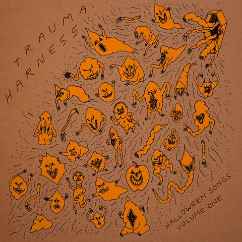"TRAUMA HARNESS ""Halloween Songs Vol. 1"" LP"